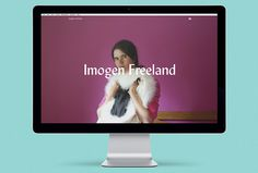 Imogen Freeland by Joni Kirton #website #web #site