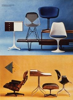 A review of the new book #furniture #retro #eames