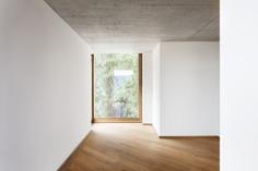 House on a Slope by Schaerermattle Architects