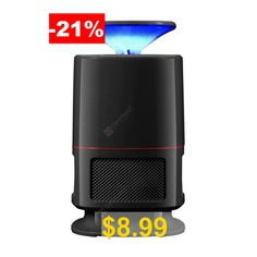 HNW #- #018 #USB #Powered #Bug #Zapper #Mosquito #Killer #Lamp #- #BLACK