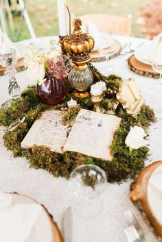 Whimsical wedding style has become a trend in weddings around the world. Wedding organizers and couples strive to preserve the unique playfulness that they saw in fairy tales, and bring it to the wedding celebration!