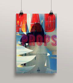Mad Props - Mr Miles Johnson