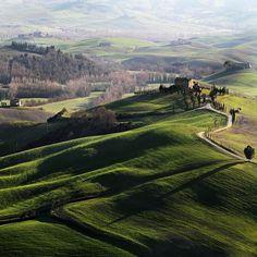 Fotoblur - Tuscan landscape.. by Edmondo Senatore | Landscape Photography #tuscan #landscape