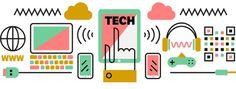 Elena Giavaldi | Snip – Tech #illustration