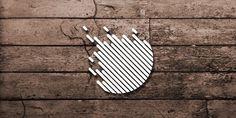 Meteor Shower #graphic design #typography #logo #abstract #graphic #meteor #joe #shields #joseph j shields