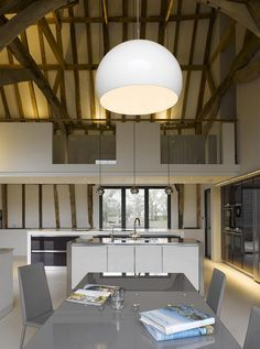 Chantry Farm Barn by Hudson Architects 6