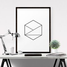 Printable Geometric Art.