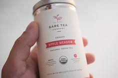 tea, package, design, ribbon