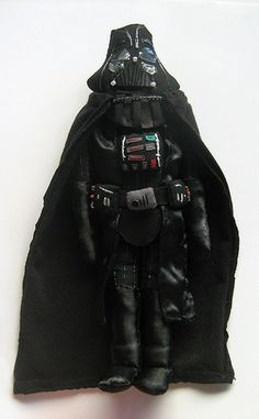 Más tamaños | Darth | Flickr: ¡Intercambio de fotos! #toys #darth #plush #wars #vader #handmade #star #cute