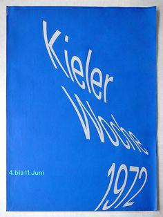 Rolf Müller — Kieler Woche (1972)