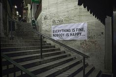 to say it » everything's fine #tosayit
