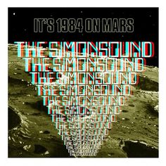 simonsound_itunes_artwork.jpg 797×797 pixels #1984 #on #mars