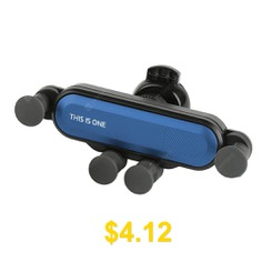 JOFLO #360-Degree #Rotation #Gravity #Car #Air #Outlet #Phone #Holder #for #iPhone #- #BLUE