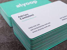 Alyoop Business Card