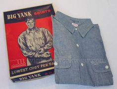 Mar 2, 2013 #big #shirt #vintage #labeling #yank
