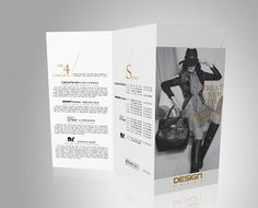 DESIGN GROUP. brochure - Advision Design #fashion #brochure