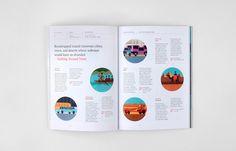 Editorial Magazine Layout