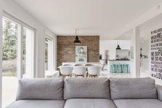 Home in Zakrzewo by JAGODYstudio #ideas #interiors #living #room