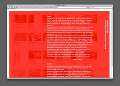v a . projects #website
