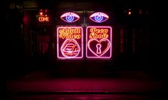 #neon by Farewell NY