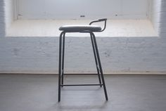 Rail Stool by Ken Chen