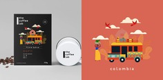 The Coffee Lab on Packaging of the World - Creative Package Design Gallery