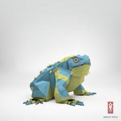 Jeremy Kool | Fubiz™ #frog