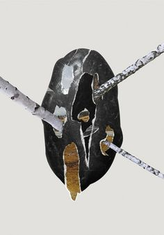 Kasper Pyndt Studio #pyndt #kasper #illustration #rocks #studio #trees