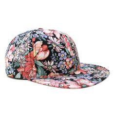 PROM NIGHT #print #hat #floral