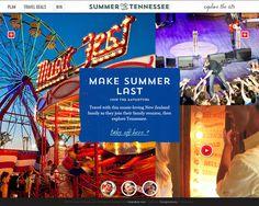 Travel Websites Design Inspiration