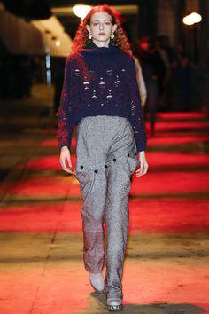 Rachel Comey Fall 2017 Ready-to-Wear Collection Photos - Vogue
