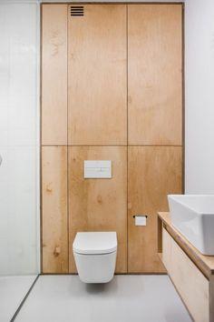Modern Apartment with Underlayment Interior