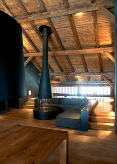 CJWHO ™ (Jérémie Koempgen | luxury wooden livingroom with a...)