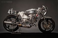 Kreidler motorcycle #machine #motorbike #motor #racer #cafe #bike #metal