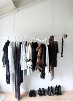 Likes | Tumblr #hanger #closet #clothes
