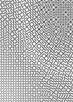 Mathematica code:Tile[k_, rx_, ry_, x_, y_, r_] := Table[Translate[ Rotate[{AbsoluteThickness[k], Circle[{i, i}, {rx, ry}, {i*Pi #pattern