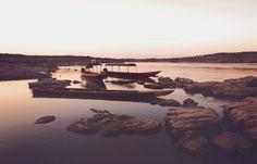 Download/ ByIgor Ovsyannykov #sunset #river #thailand #boats