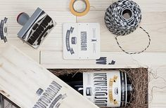 Motorman : Lovely Package® . Curating the very best packaging design.