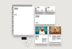 The Dorcas Centre visual identity Burkina Faso #visual #branding #faso #africa #design #identity #burkina