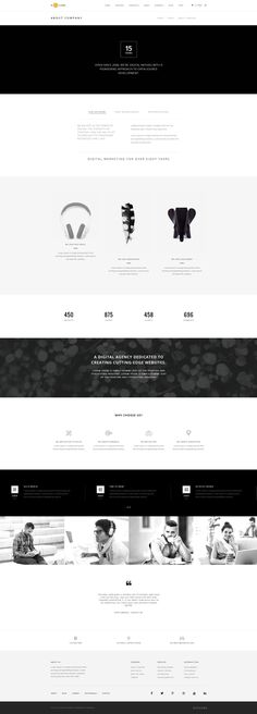 H-Code #Responsive & #Multipurpose #OnePage and #MultiPage #Template For #About Company by #ThemeZaa http://goo.gl/ygs4kX