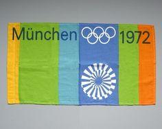 Otl Aicher 1972 Munich Olympics - Flags #otl #mnchen #1972 #aicher #olympics