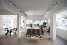 barbershop interior design