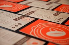 Student Work – Jake Dugard | Lovely Package #coffee #design #orange #package