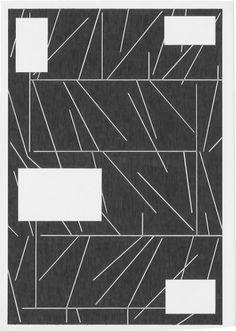 Marc Nagtzaam | PICDIT #black #drawing #art #tapedesign