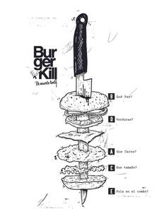 BurgerKill - LA MURGA VISUAL LAB