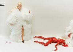 Widelec.org - Video & Photo Blog - Zdjęcia - Odjechane - Prawdziwe życie lalek Barbi by Mariel Clayton #photo #barbie #doll