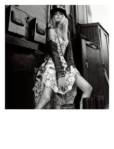 Sigrid Agren by Greg Kadel #fashion #photography #inspiration
