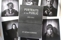 FPO: Portraits of the Public Book #blac #photography #gothic