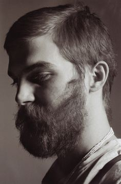 Editorial Dash #fashion #beard #mens