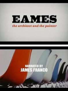 5_2.jpg 400×533 pixels #mid century #modern #poster #eames #painter #architect #documentary
